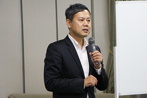 今回はNNA株式会社代表の佐藤元相様